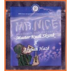 Master Kaze Regular Seeds (Master Kush Skunk x Afghan Haze)